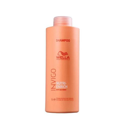 Wella Professionals Invigo Nutri-Enrich - Shampoo - 1000 ml