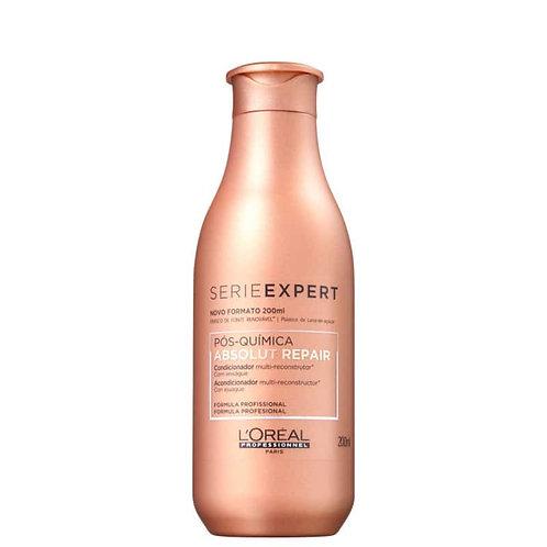 L'Oréal Absolut Repair Pós-Química - Condicionador 200ml