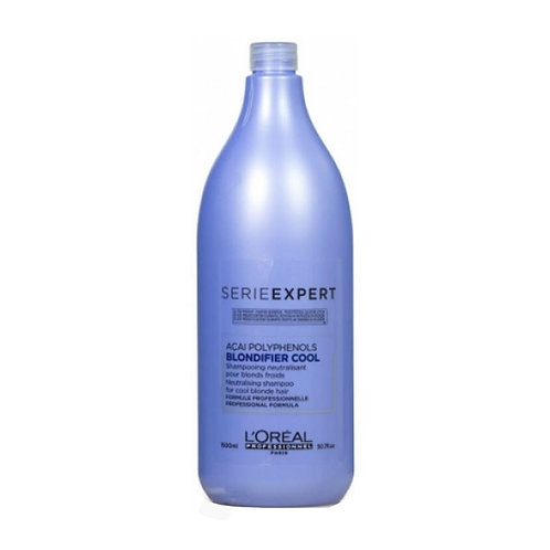 L'Oréal Professionnel Blondifier Cool Tamanho Profissional - Shampoo - 1500ml