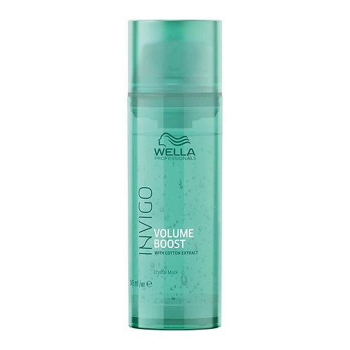 Wella Professionals Volume Boost Crystal Mask - Máscara Capilar - 145ml
