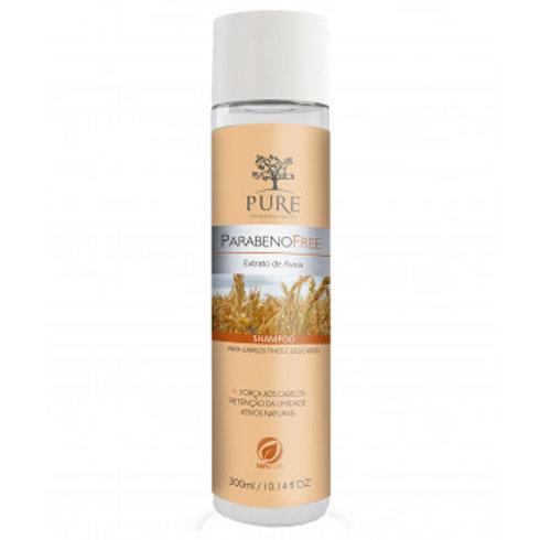 Shampoo Pure Extrato de Aveia 300 ml