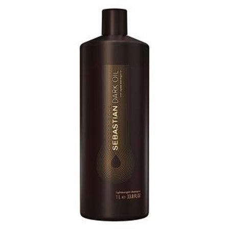 Sebastian Dark Oil Shampoo - 1000 ml
