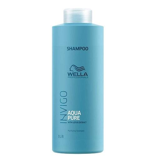 Wella Professionals Balance Aqua Pure - Shampoo - 1000 ml