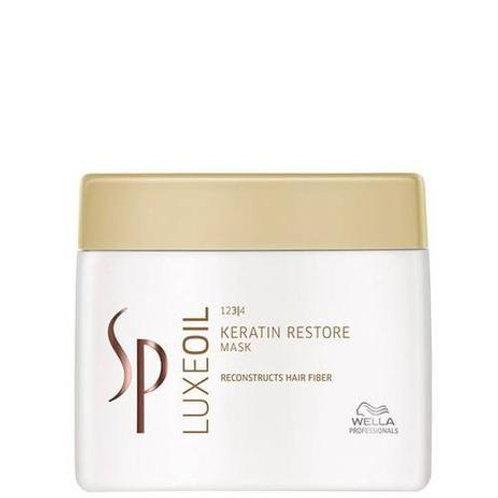 Wella SP Luxe Oil Keratin Restore Mask - Máscara de Reconstrução -400 ml