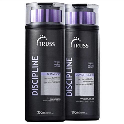 Truss Professional Discipline Kit - Shampoo + Condicionador