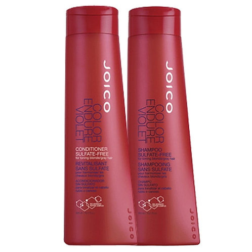 Kit Color Endure Violet Joico Shampoo 300ml + Condicionador 300ml