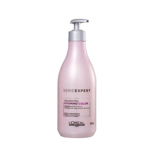 L'oréal Professionnel Shampoo Vitamino Color - 500ml