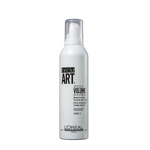L'Oréal Professionnel Tecni.Art Full Volume Force 5 - Mousse Fixador - 250ml