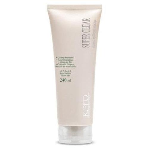 K.Pro Super Clear - Shampoo Anticaspa 240ml