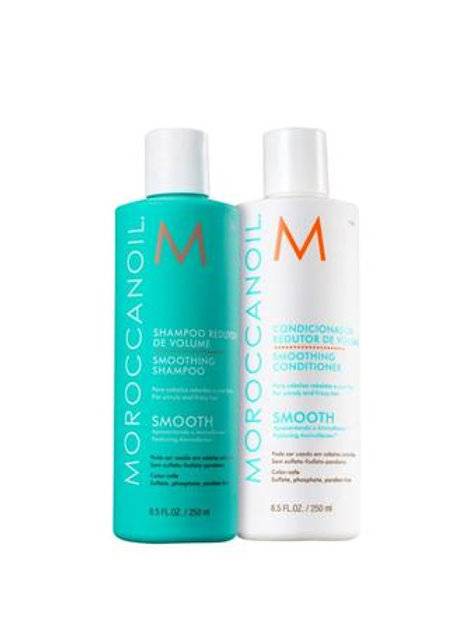 Kit Moroccanoil Smoothing Shampoo + Condicionador 250ml