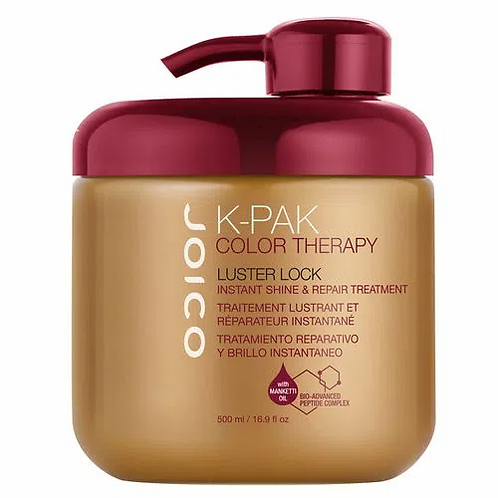 Joico K-Pak Color Therapy Luster Lock Instant Shine & Repair - 500Gr