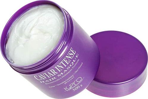 K-Pro Caviar Intense Hair Masque - Máscara de Restauração - 500 g