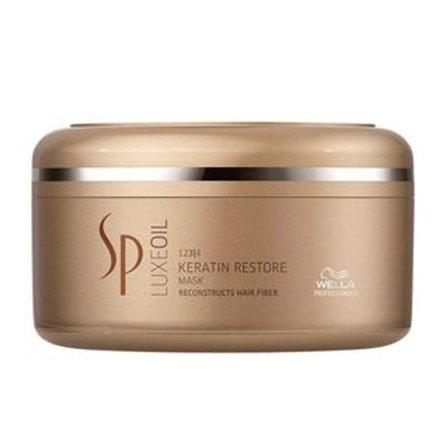 Wella SP Luxe Oil Keratin Restore Mask - Máscara de Reconstrução - 150ml