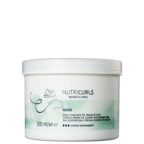 Wella Professionals NutriCurls - Máscara de Nutrição - 500 ml