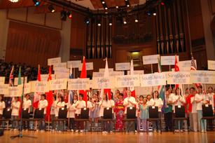 2005 World Children's Choir Festival Hong Kong