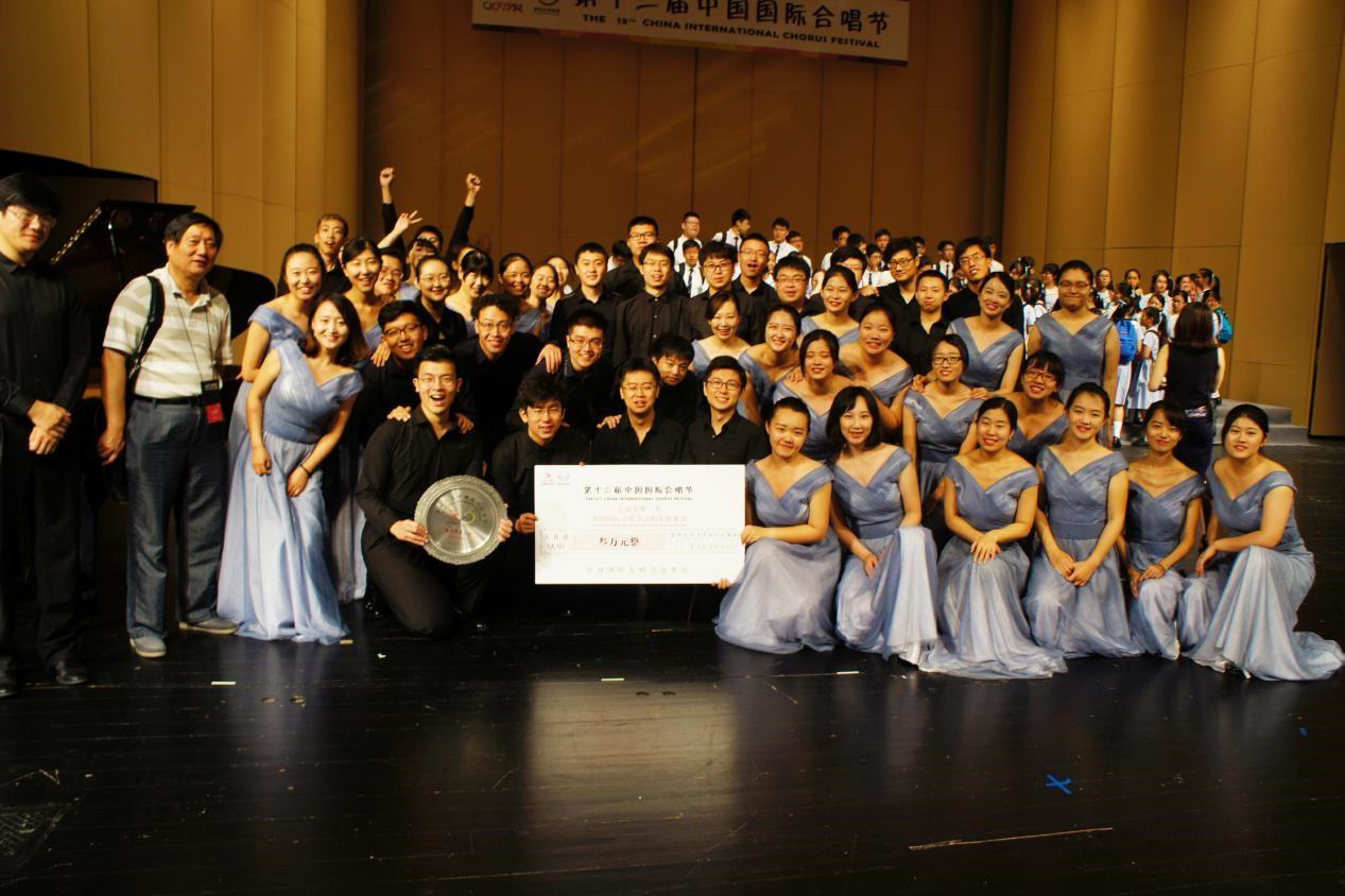 Peiyang Chorus of Tianjin University Choir (China)