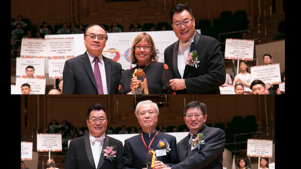 Lifetime Achievement Award for Choral Music