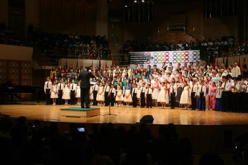 2011 香港國際青少年合唱節