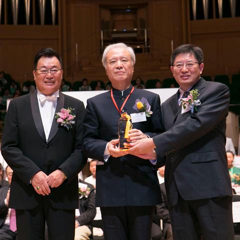 Mr. LI Peizhi, President of  China Choral Association