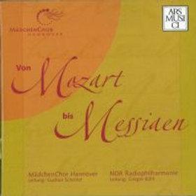 Mächenchor Hannover Girls Choir Von Mozart bis Messiden