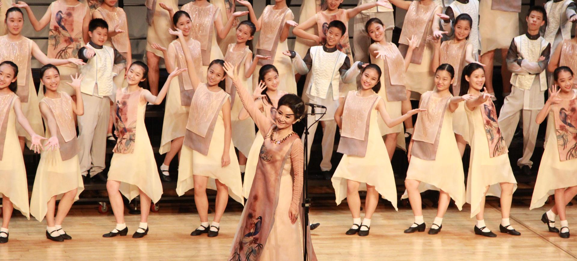 Shenzhen Golden Bell Youth Choir (China)
