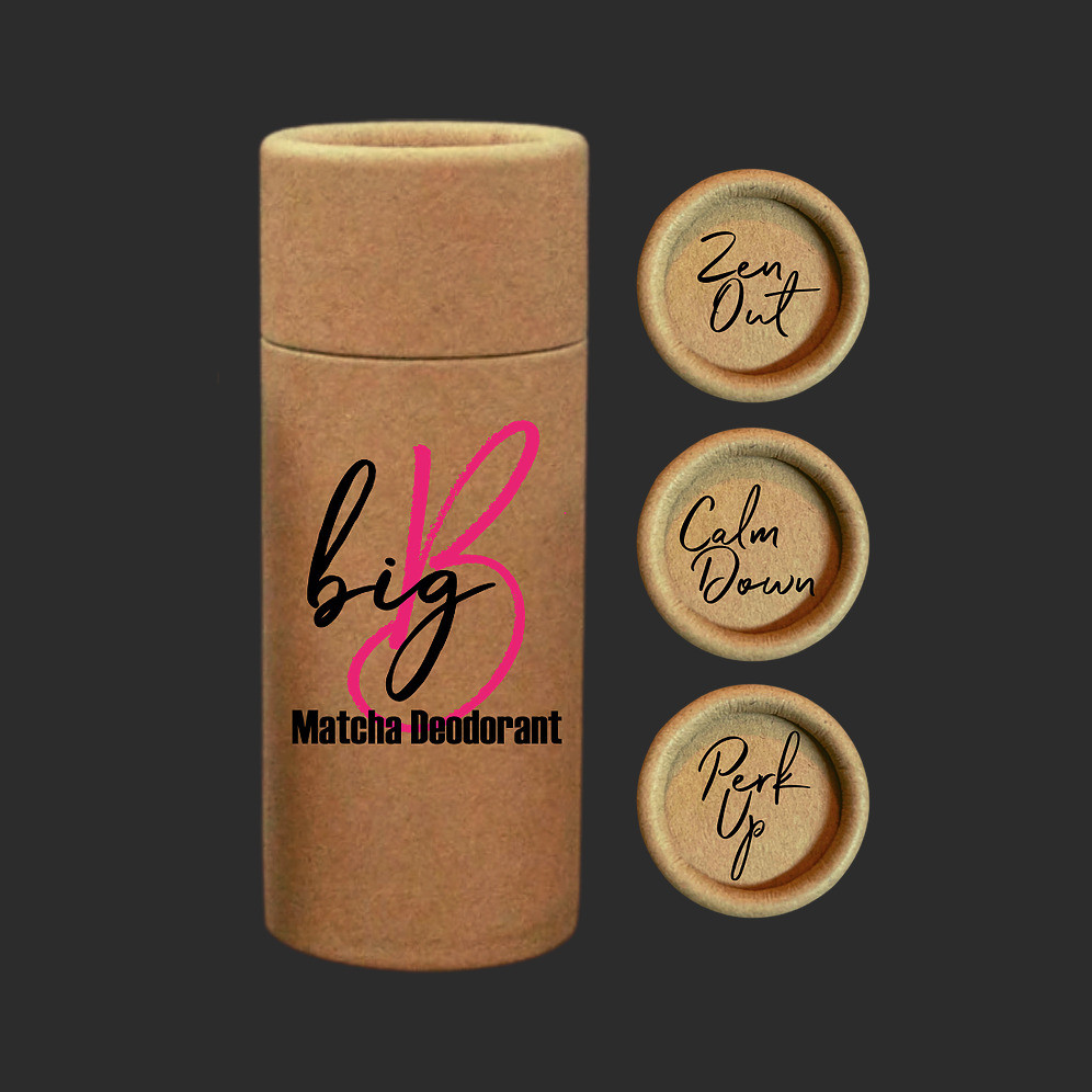 BigB Matcha Deodorant by Cancer's A Bitch