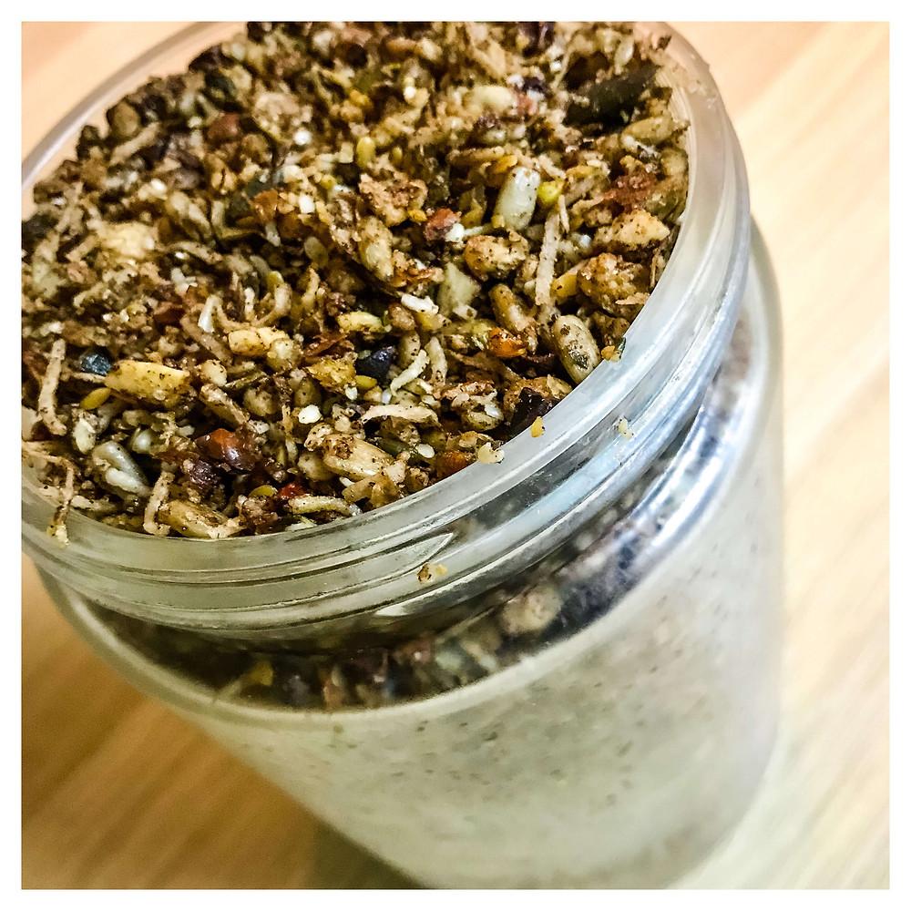 Fresh Baked Nut+Seed Granola