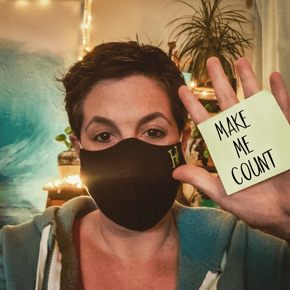#MAKEMECOUNT | Rethink Breast Cancer | Cancer's A Bitch Blog