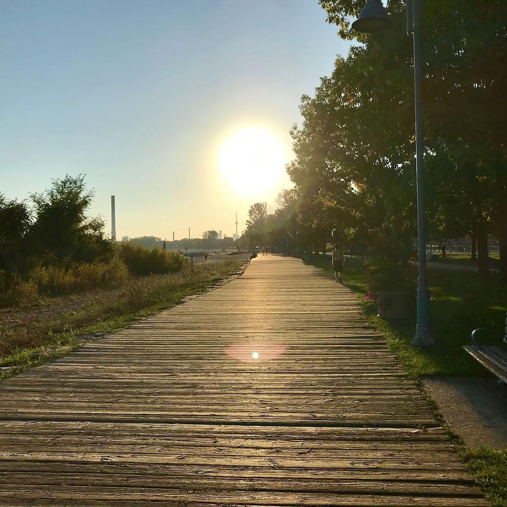 The Beaches Boardwalk | Cancer's A Bitch Blog