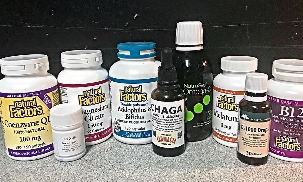 Vitamins & Elixirs | Cancer's A Bitch Blog