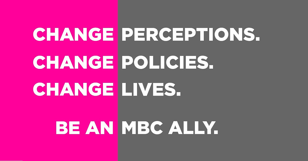 Be A MBC Ally | Cancer's A Bitch Blog