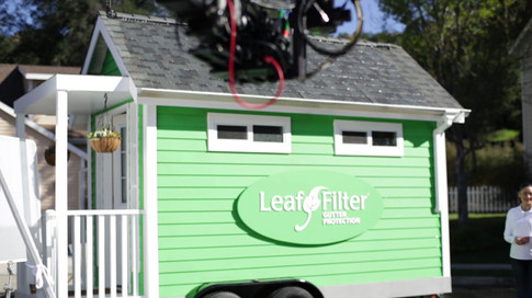 LeafFilter Behind The Scenes