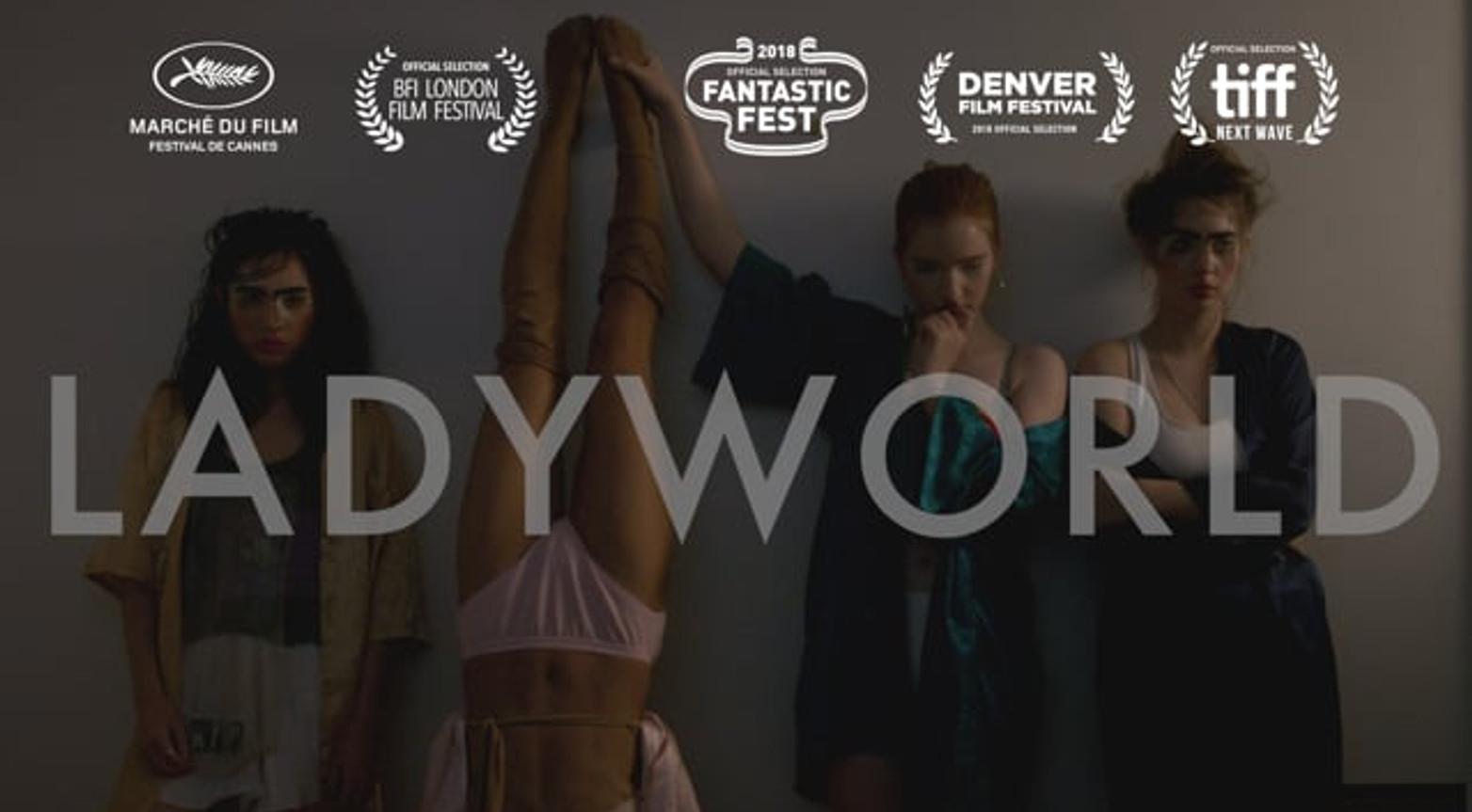 Ladyworld Clip