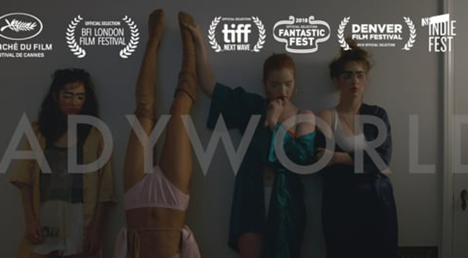 Ladyworld Trailer