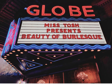 Miss Tosh Present's Beauty of Burlesque