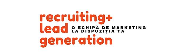 logo dreptunghi recruiting lead generati