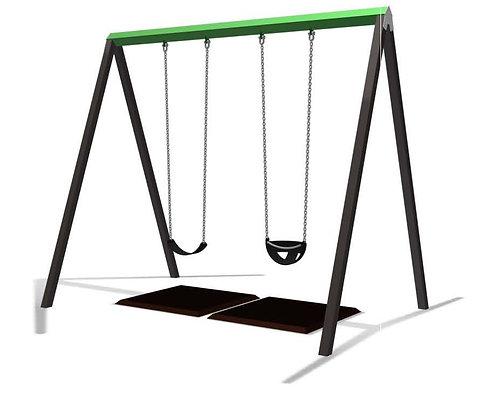 Steel A Frame Swing Unit