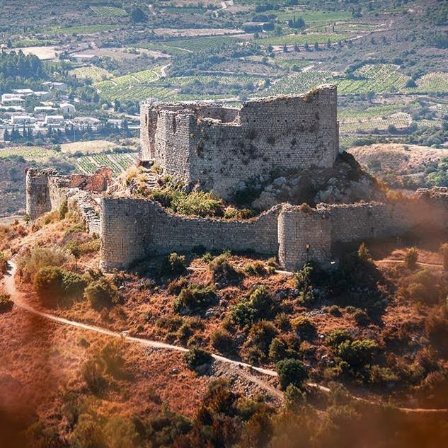 Sarrat d'En Sol, Fitou Tuchan château Ag