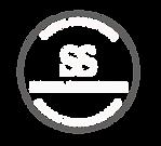Floral Logo Template Set 17 white vesion