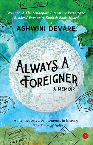 Always a Foreigner.jpg