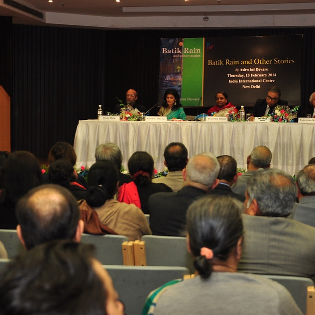Book Launch @ IIC
