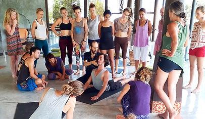 yoga alignment for yoga teachers