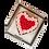 Thumbnail: Forever Heart Acrylic Box