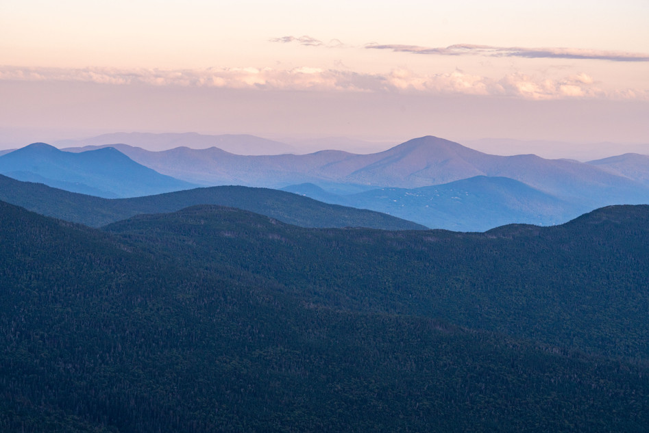 Dry River Wilderness Layers, White Mountains, NH