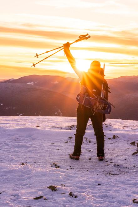 Summit Triumph, White Mountains, NH