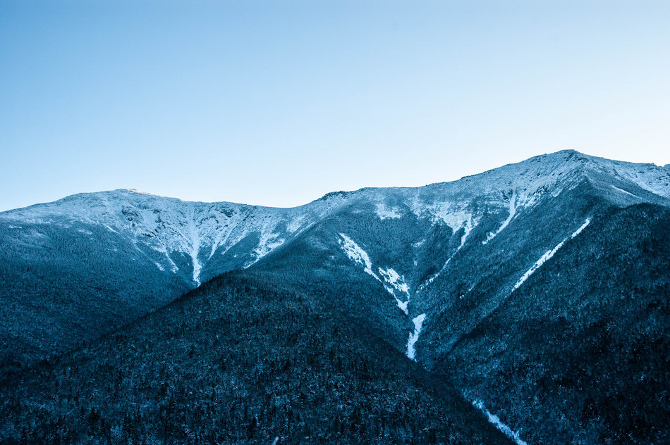 A Franconia Ridge Morning, White Mountains
