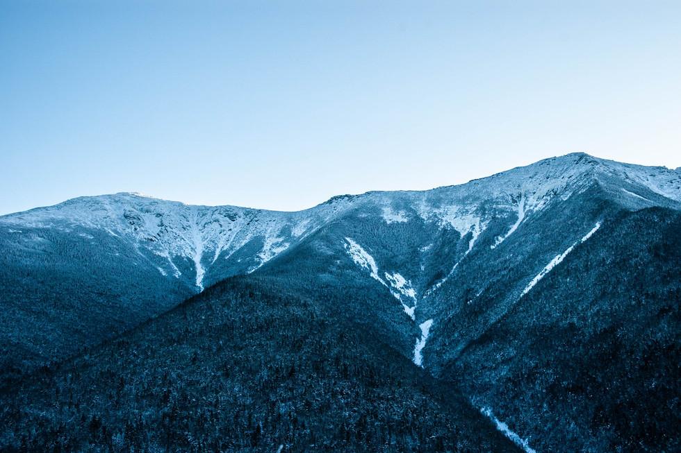 A Franconia Ridge Morning, White Mountains
