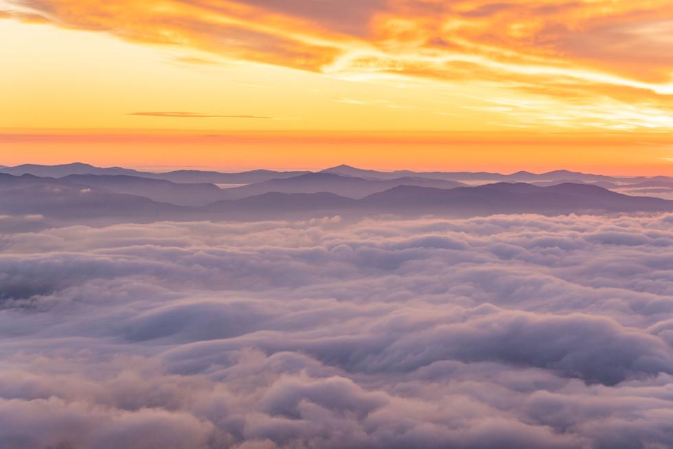 Peaceful Morning, White Mountains, NH
