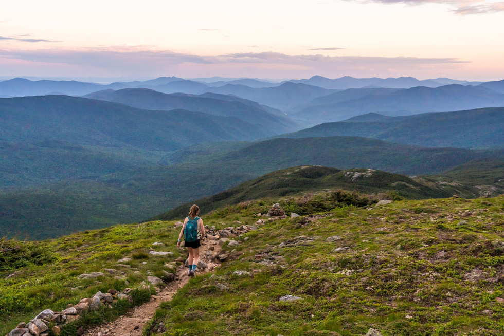 Southern Presidentials in the White Mountains, NH