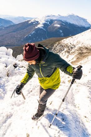 Mount Madison Ascent